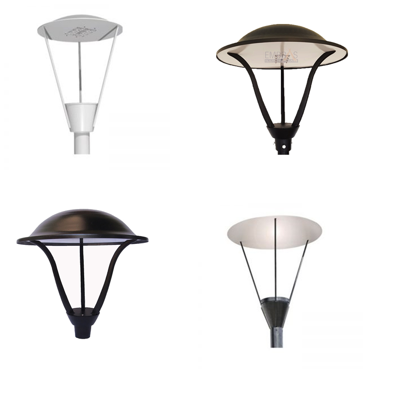 Processo de Fabricação Luminárias Led Pública e Decorativa